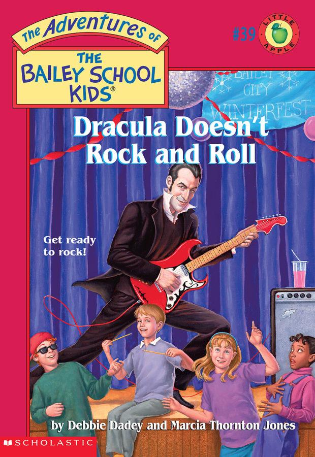 Debbie Dadey - BSK #39: Dracula Doesn't Rock N' Roll