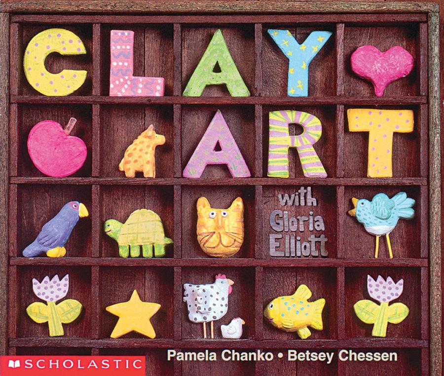 Pamela Chanko - Clay Art with Gloria Elliott