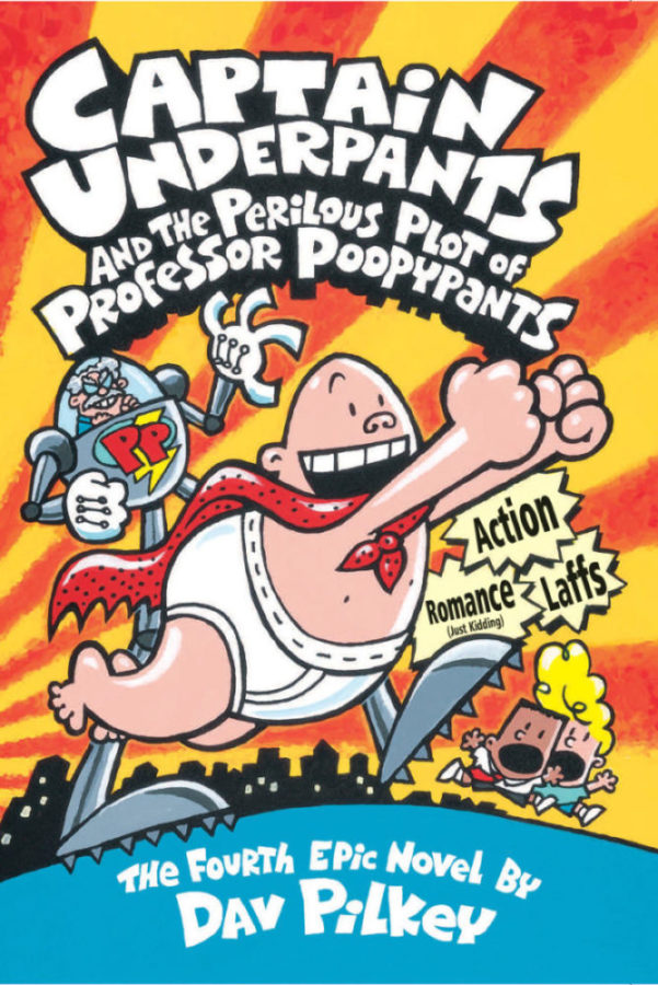 Dav Pilkey - Captain Underpants and the Perilous Plot of Professor Poopypants