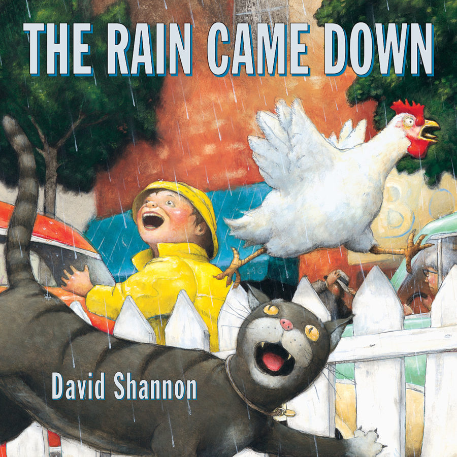 David Shannon - The Rain Came Down