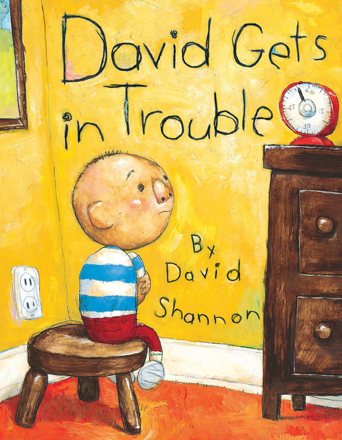 David Shannon - David Gets in Trouble