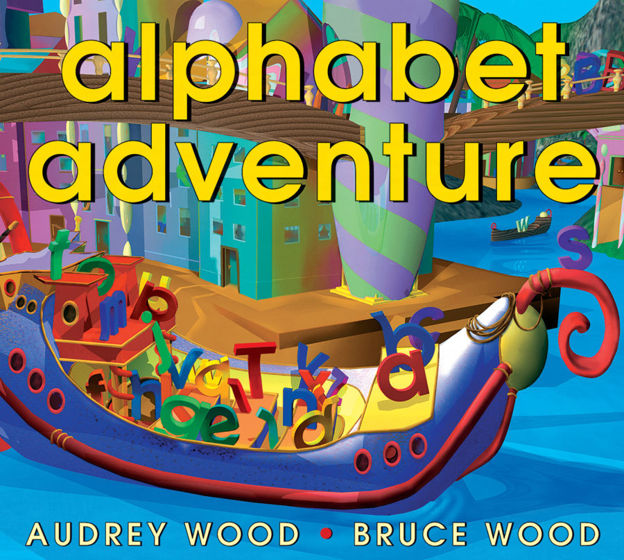 Audrey Wood - Alphabet Adventure
