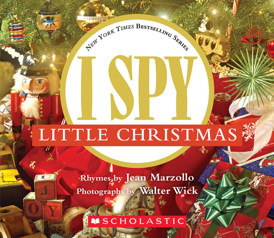 Jean Marzollo - I SPY Little Christmas