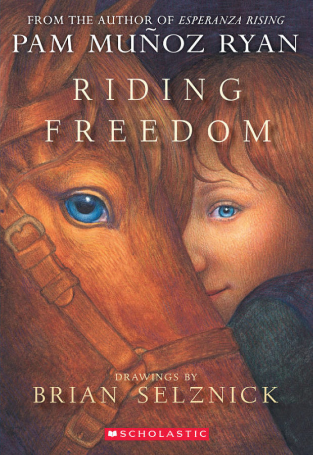 Pam Muñoz Ryan - Riding Freedom