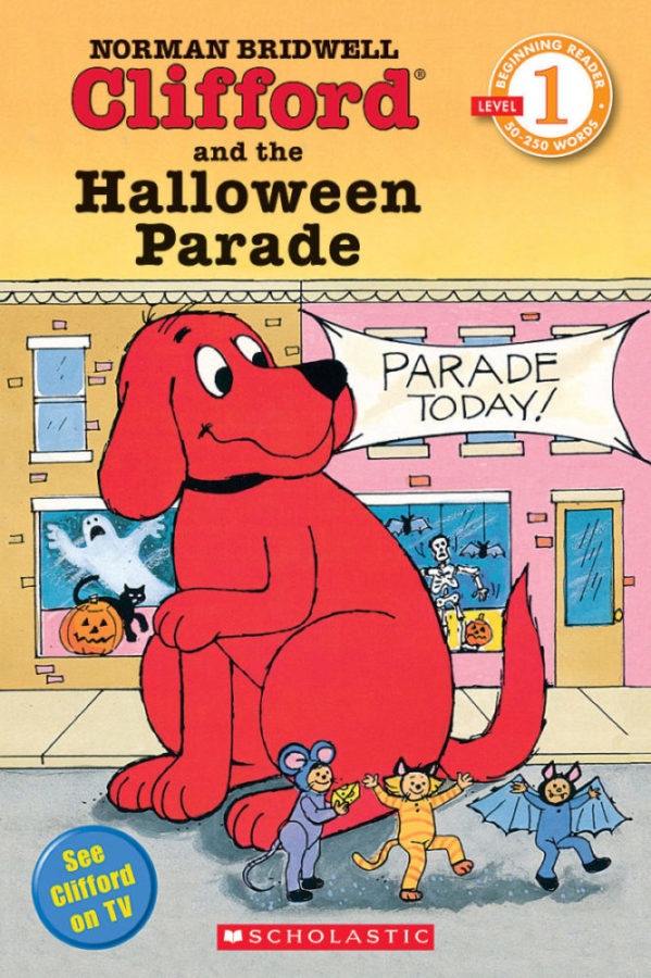 Norman Bridwell - Clifford and the Halloween Parade