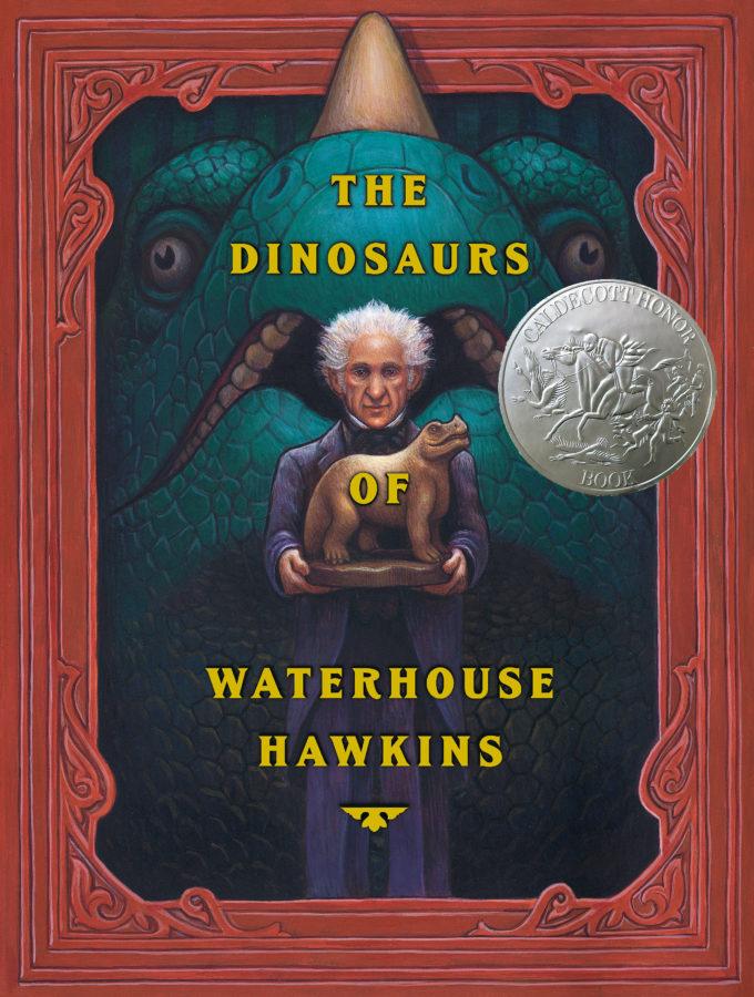Barbara Kerley - Dinosaurs of Waterhouse Hawkins, The