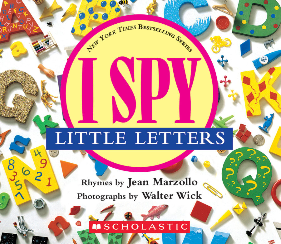 Jean Marzollo - I Spy Little Letters