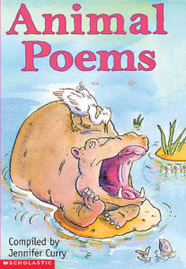 animal poems by jennifer curry paperback book the parent store