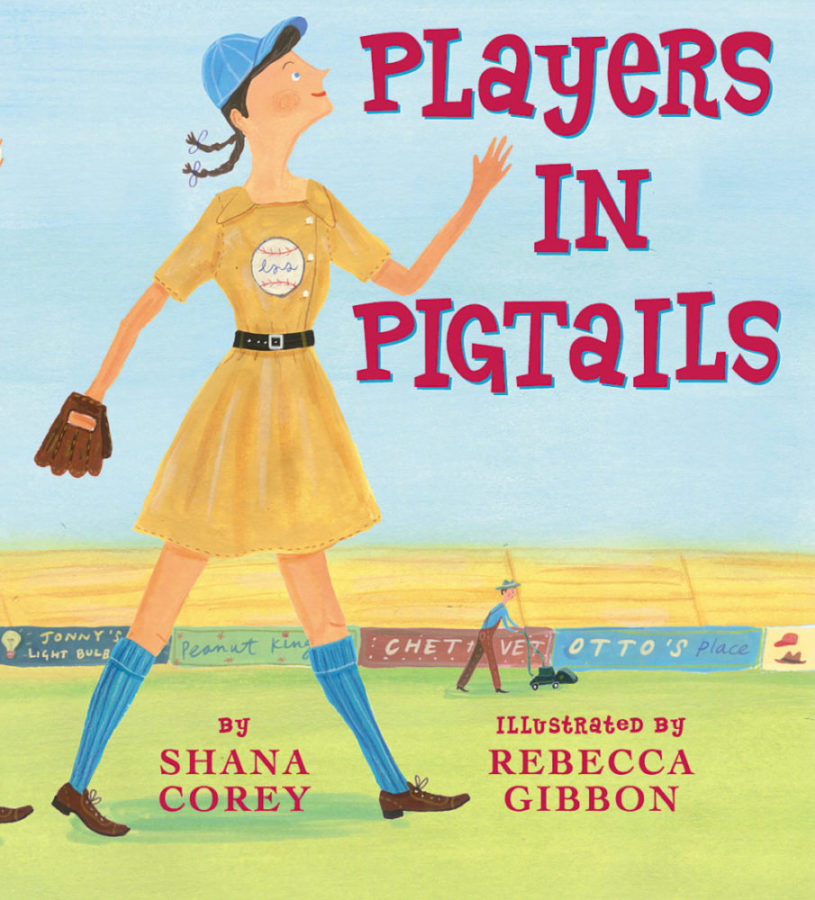 Shana Corey - Players in Pigtails