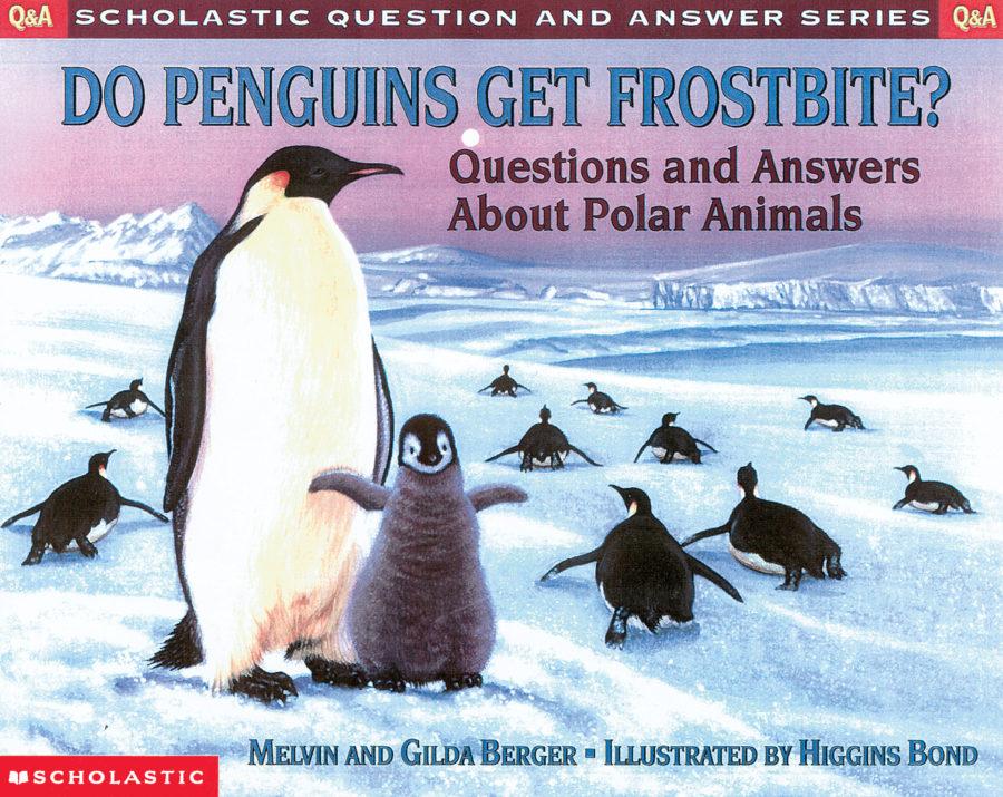 Gilda Berger - Do Penguins Get Frostbite?