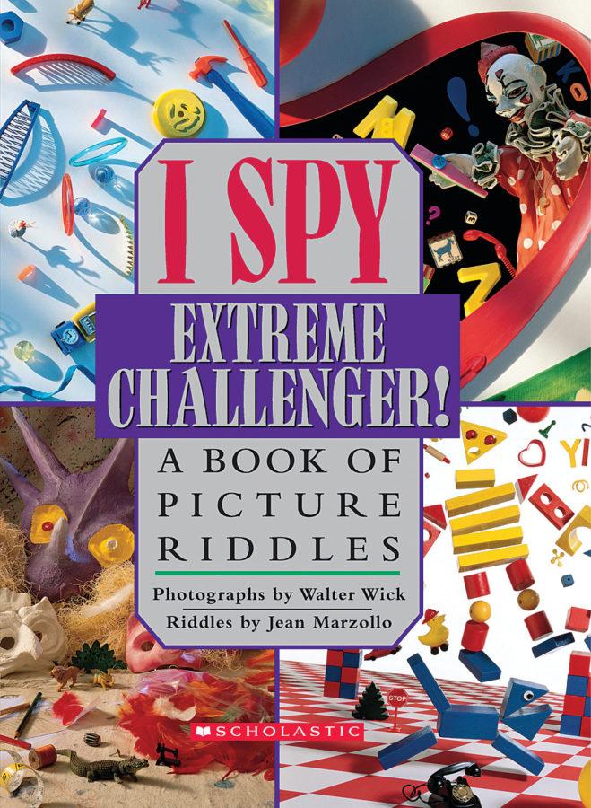 Jean Marzollo - I Spy Extreme Challenger