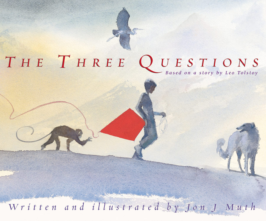 Jon J Muth - The Three Questions