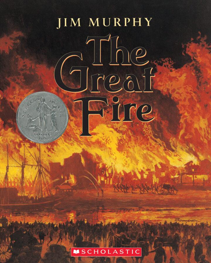 Jim Murphy - The Great Fire