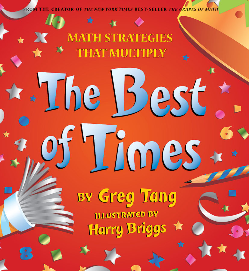 Greg Tang - The Best of Times