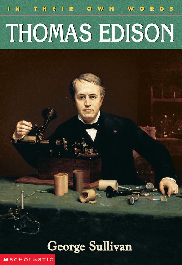 George Sullivan - In Their Own Words: Thomas Edison