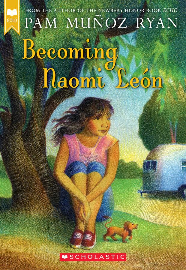 Pam Muñoz Ryan - Becoming Naomi Leon