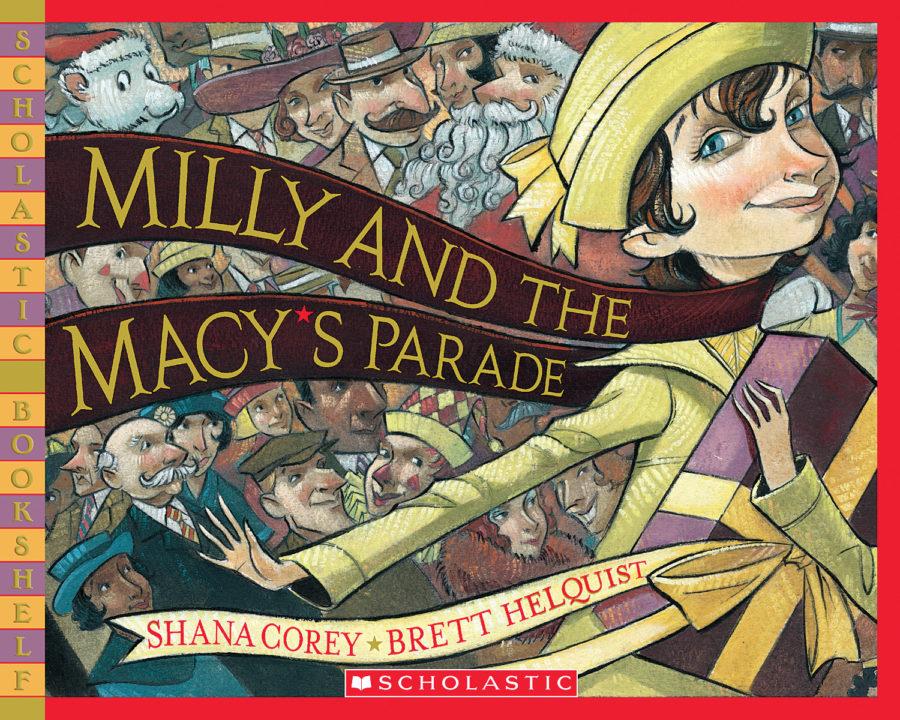 Shana Corey - Milly and the Macy's Parade