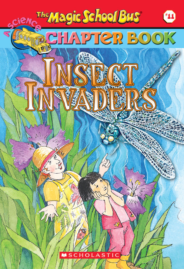 Anne Capeci - MSB Chapter Book #11: Insect Invaders