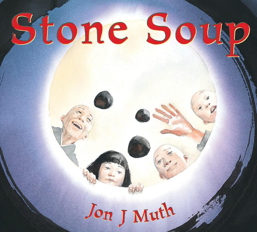 Jon J Muth - Stone Soup