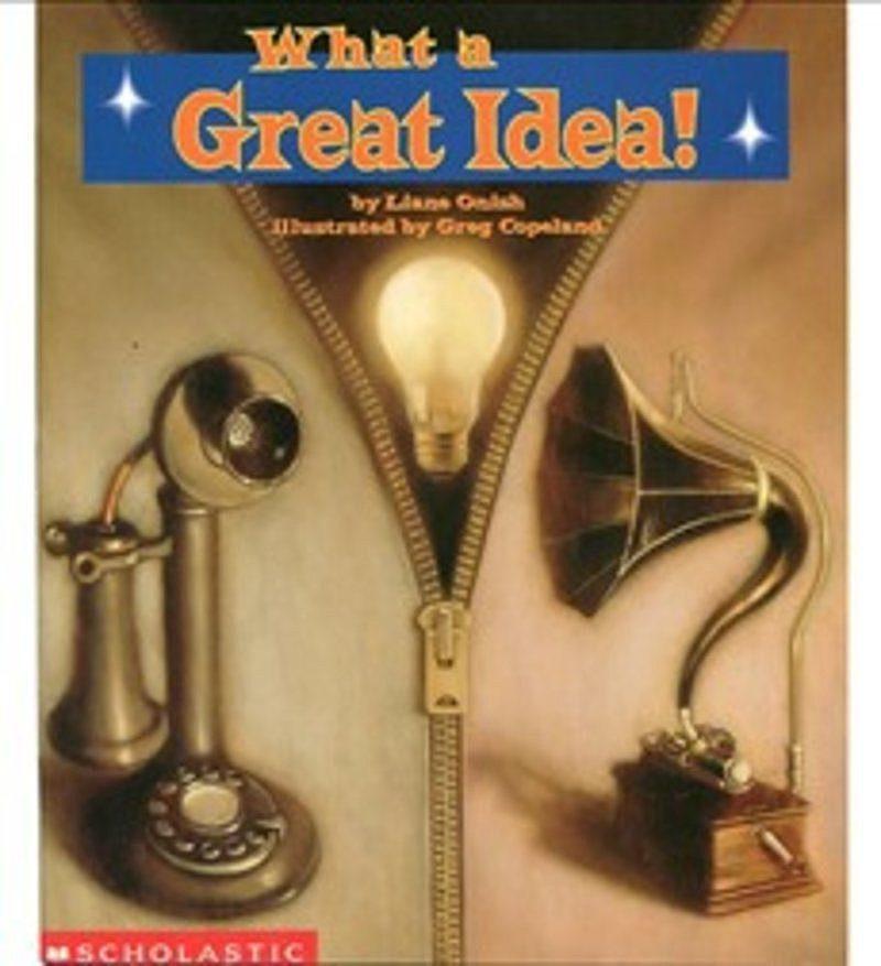 Liane Onish - What a Great Idea!