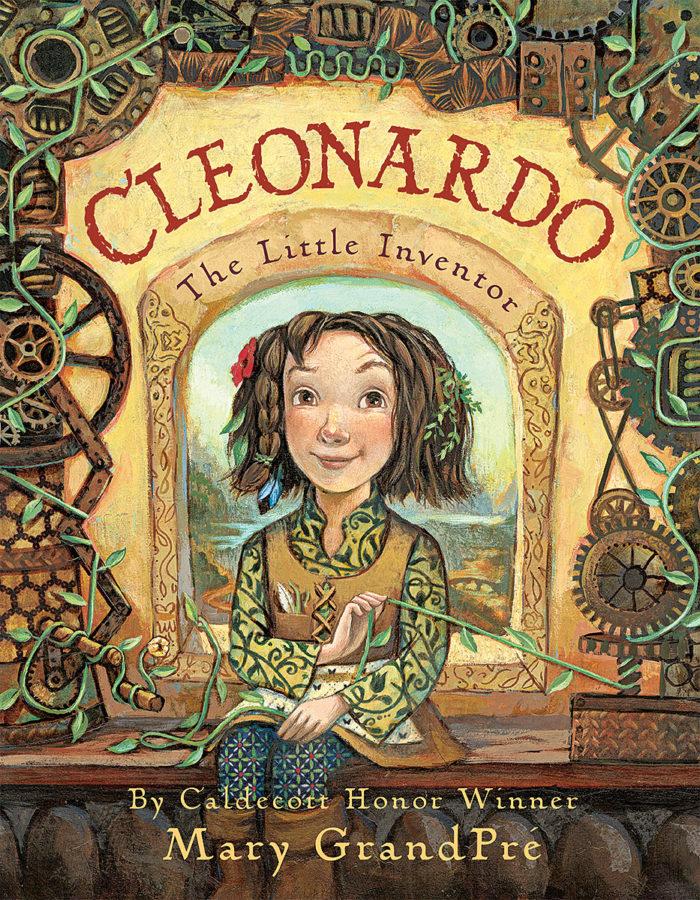 Mary GrandPré - Cleonardo