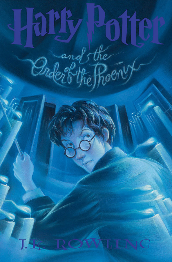 J. K. Rowling - Harry Potter and the Order of the Phoenix