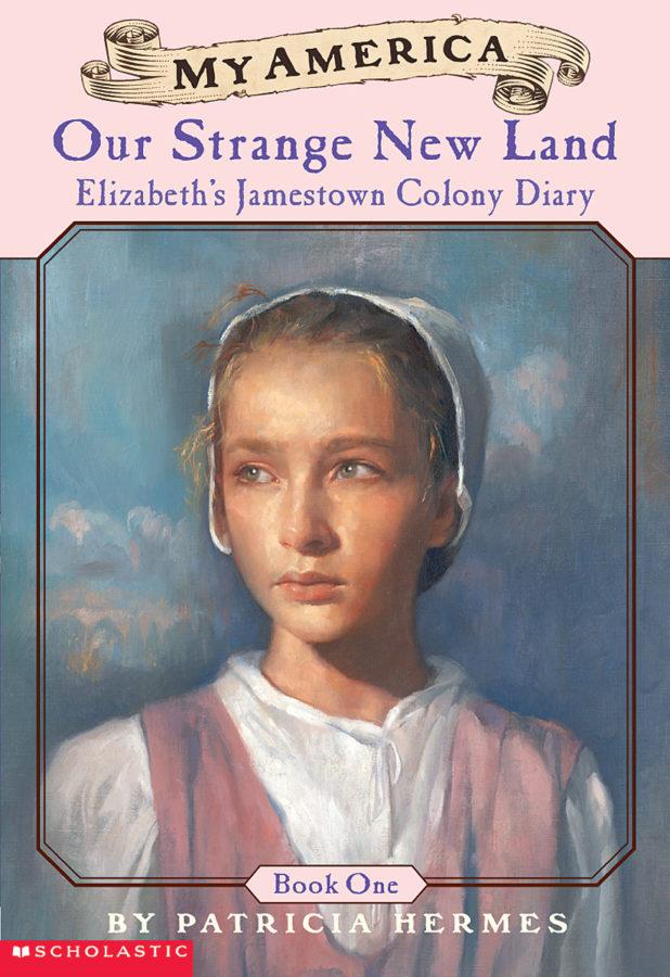 Patricia Hermes - My America: Our Strange New Land: Elizabeth's Jamestown Colony Diary, Book One