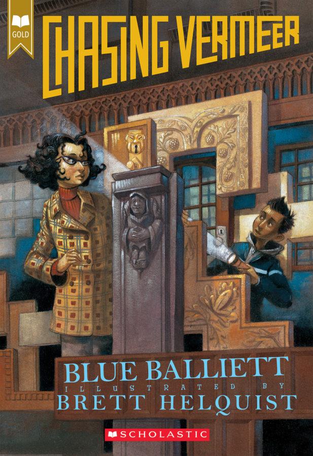 Blue Balliett - Chasing Vermeer