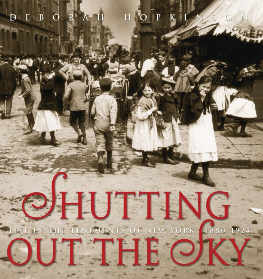 Deborah Hopkinson - Shutting Out the Sky