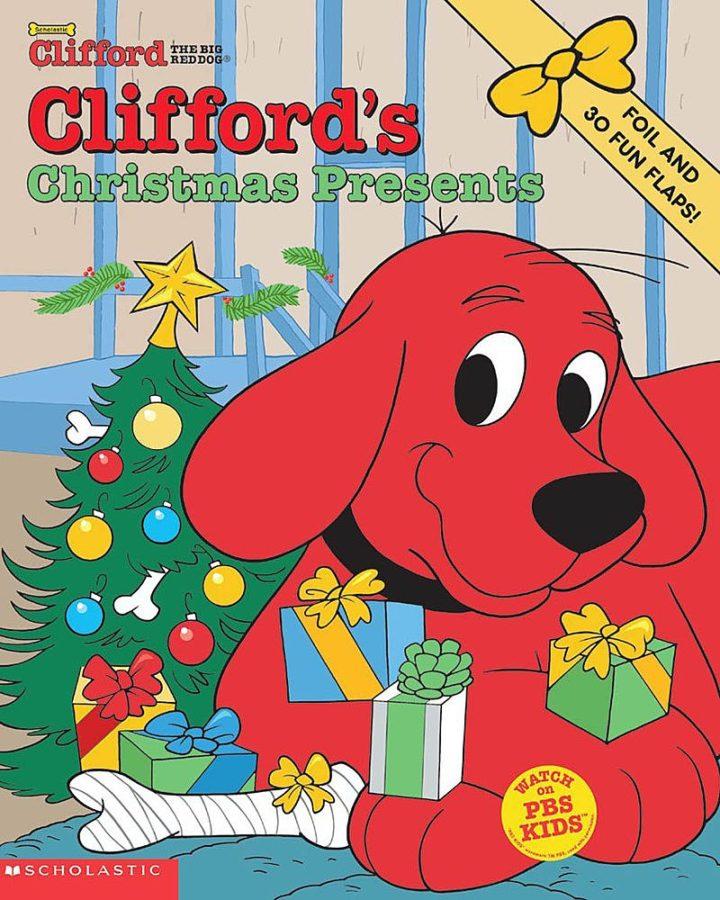 Sonali Fry - Clifford's Christmas Presents