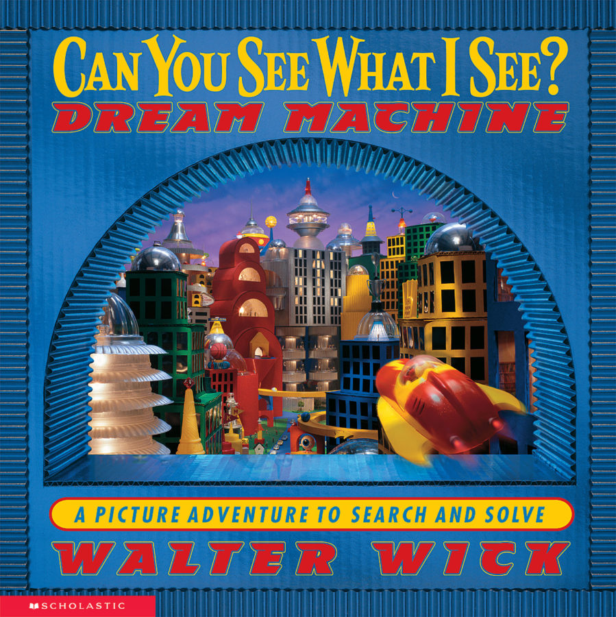 Walter Wick - Can You See What I See? Dream Machine