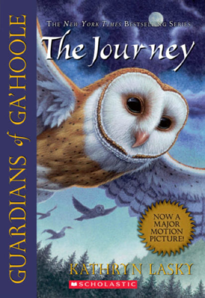 Kathryn Lasky - The Journey