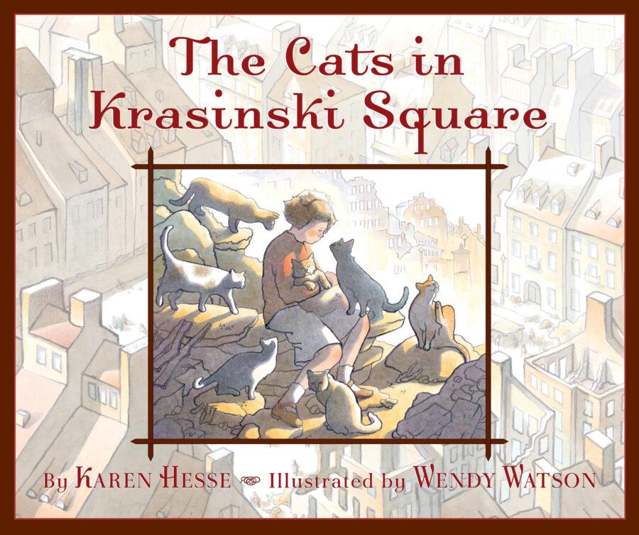 Karen Hesse - Cats in Krasinski Square, The