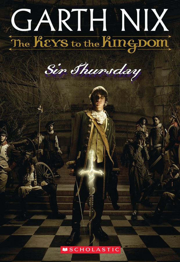 Garth Nix - Sir Thursday