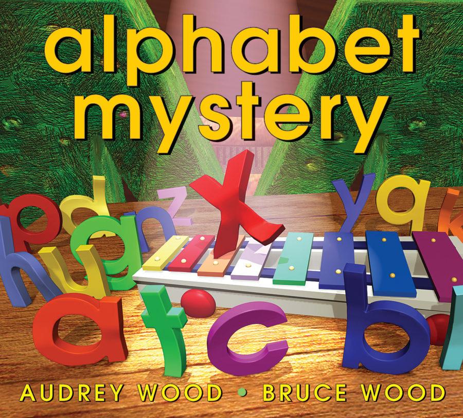 Audrey Wood - Alphabet Mystery