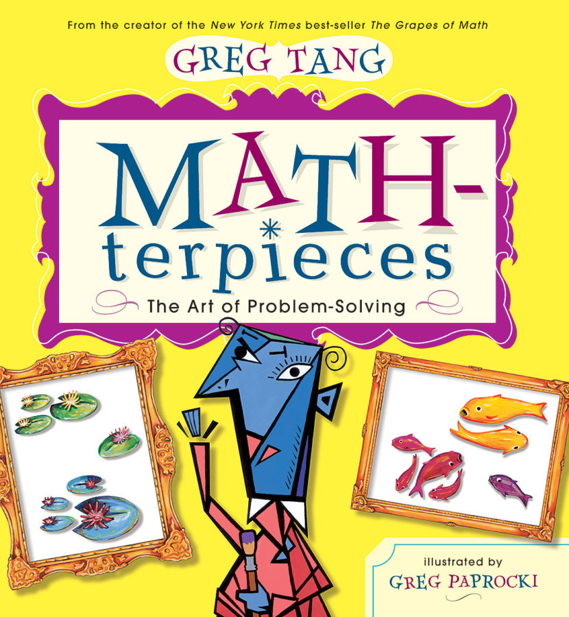 Greg Tang - Math-terpieces