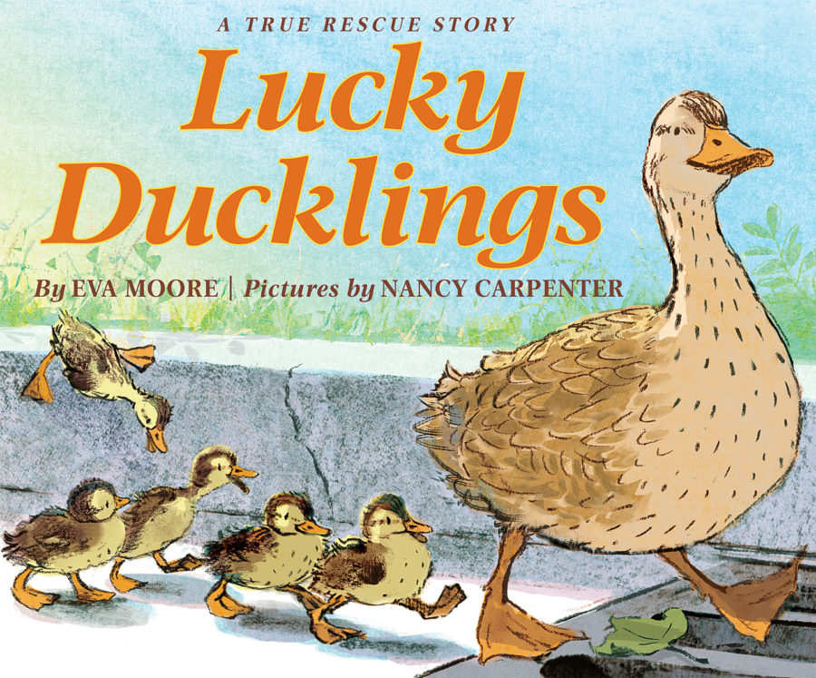 Eva Moore - Lucky Ducklings