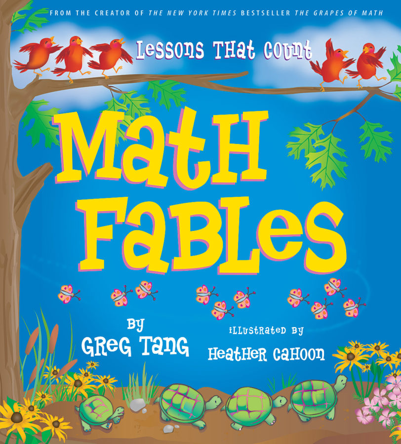 Greg Tang - Math Fables