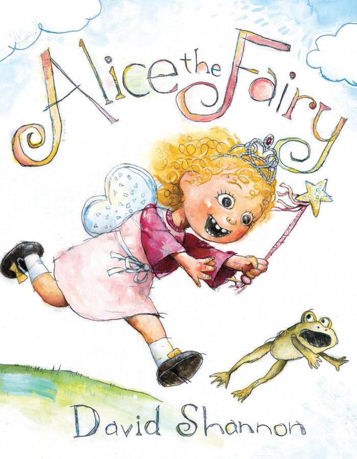 David Shannon - Alice the Fairy
