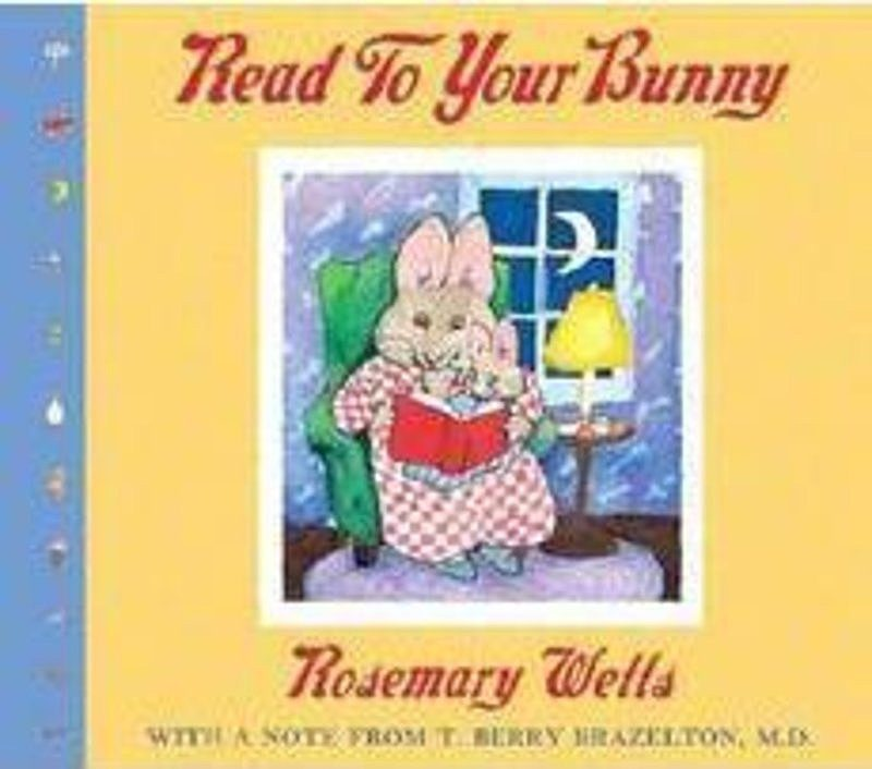 Rosemary Wells - Read to Your Bunny (Board Book)
