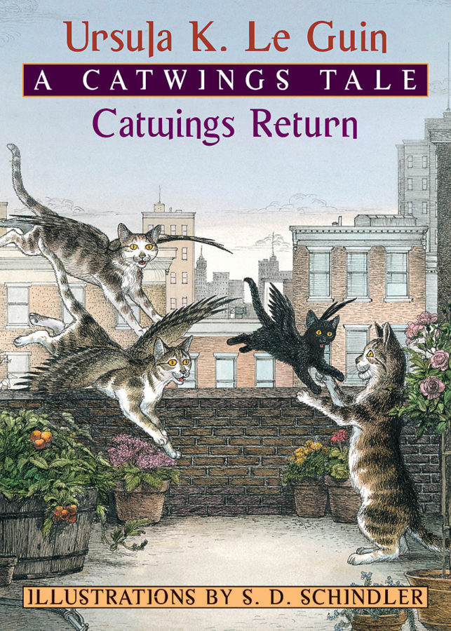 Ursula K. Le Guin - Catwings Return
