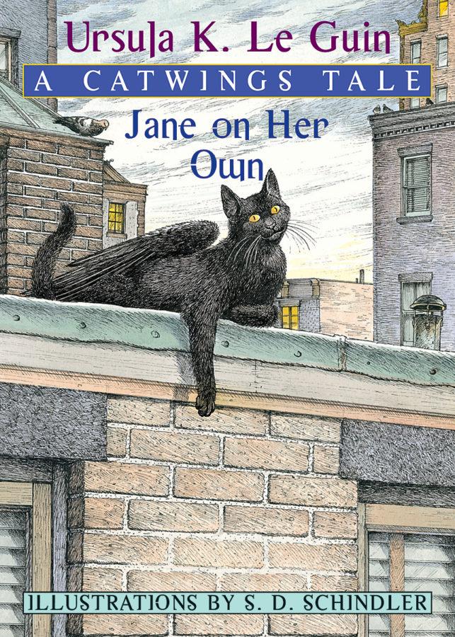 Ursula K. Le Guin - Jane on Her Own