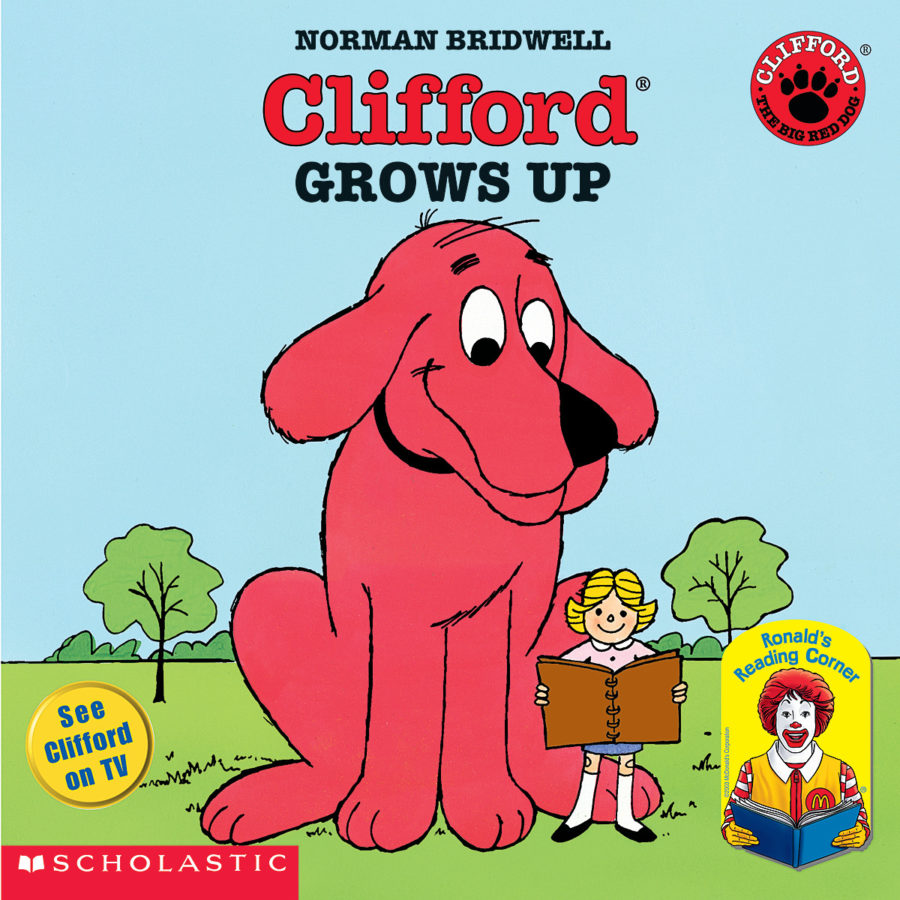 Norman Bridwell - Clifford Grows Up
