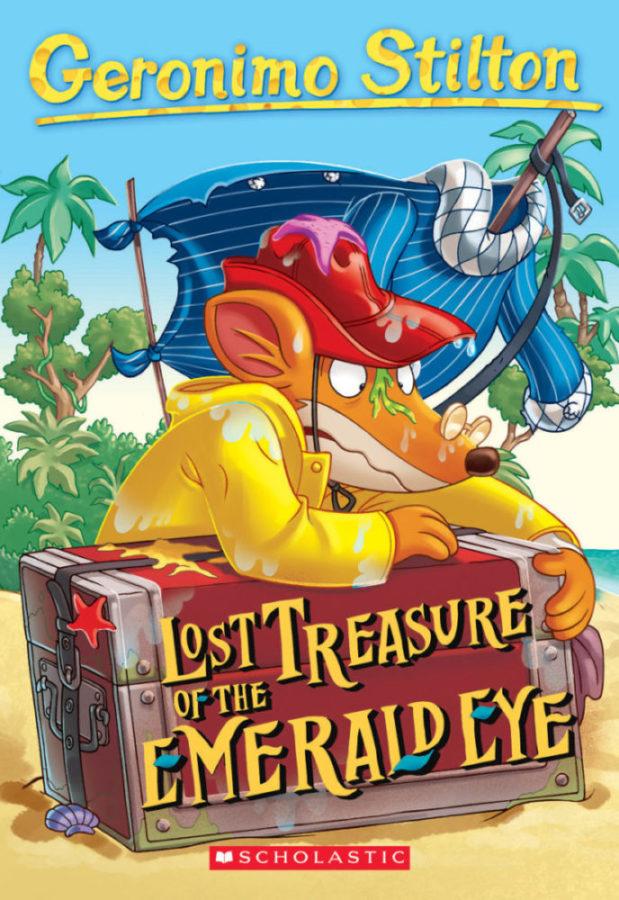 Geronimo Stilton - Lost Treasure of the Emerald Eye