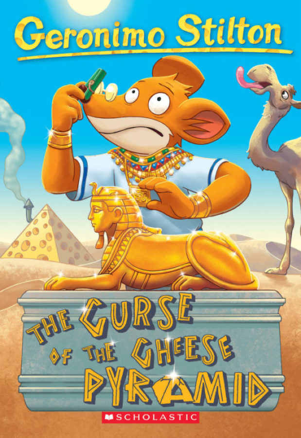 Geronimo Stilton - Geronimo Stilton #02: The Curse of the Cheese Pyramid