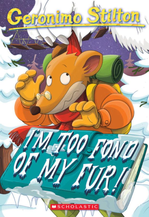 Geronimo Stilton - I'm Too Fond of My Fur!