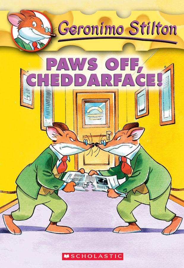 Geronimo Stilton - Paws Off, Cheddarface!