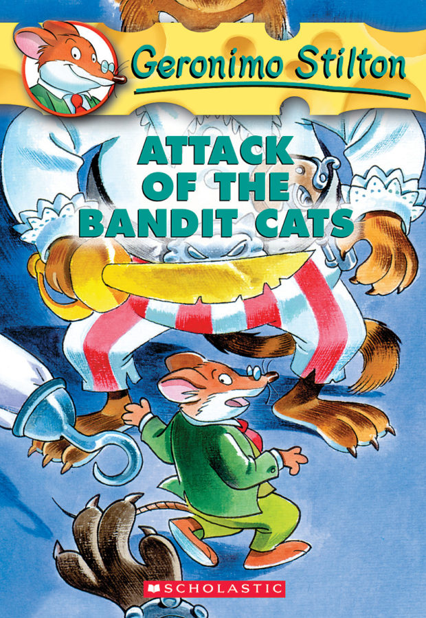 Geronimo Stilton - Geronimo Stilton #08: Attack of the Bandit Cats