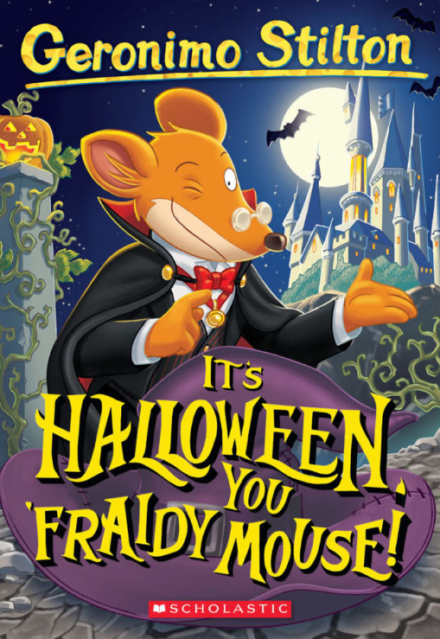 Geronimo Stilton - Geronimo Stilton #11: It's Halloween, You 'Fraidy Mouse!