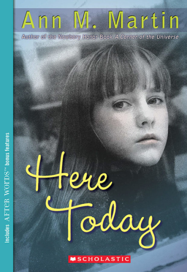 Ann M. Martin - Here Today